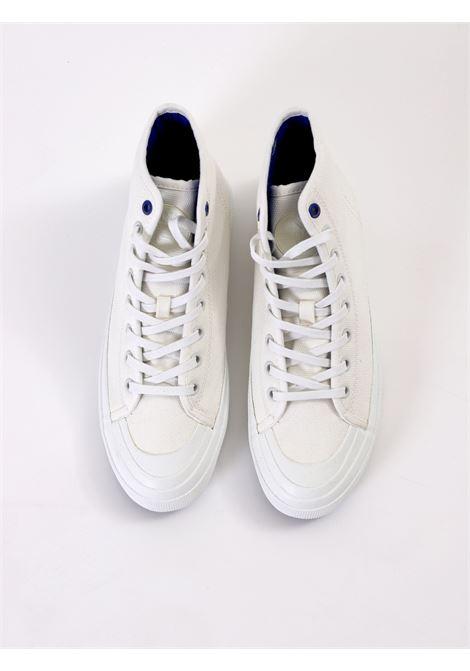 Sneakers allacciata alta NORTH SAILS | 10000003 | 651206BIANCO