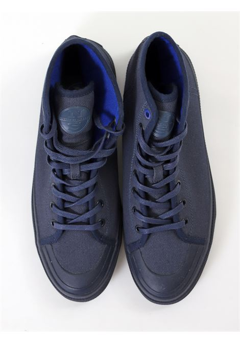 Sneakers allacciata alta NORTH SAILS | 10000003 | 651206BLU