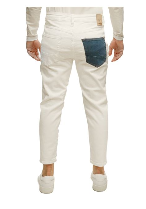 Jeans BiancoArticolo 22016536 ONLY & SONS | 24 | ONSAVI LIFE BEAM 6536WHITE