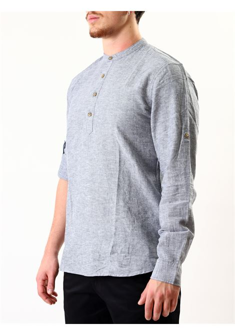 ONLY & SONS | 10000008 | ONSCAIDEN LINENBLU