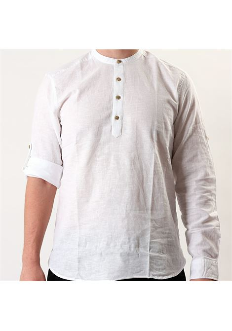 ONLY & SONS | 10000008 | ONSCAIDEN LINENWHITE