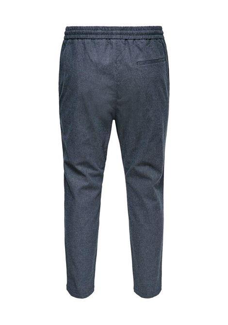 Pantaloni chino tasca america ONLY & SONS | 9 | ONSLINUS 7057NAVY