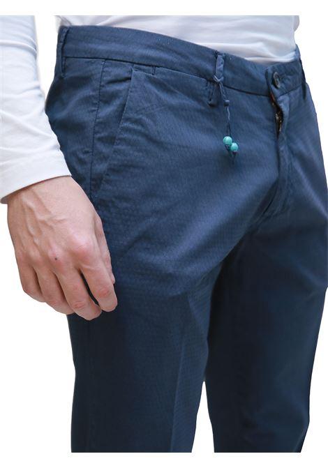 Pantaloni chino tasca america OUR FLY | 9 | PAROS MADRAS201