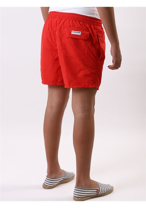 Short mare costume boxer OXYDE | 5032261 | 168401RED