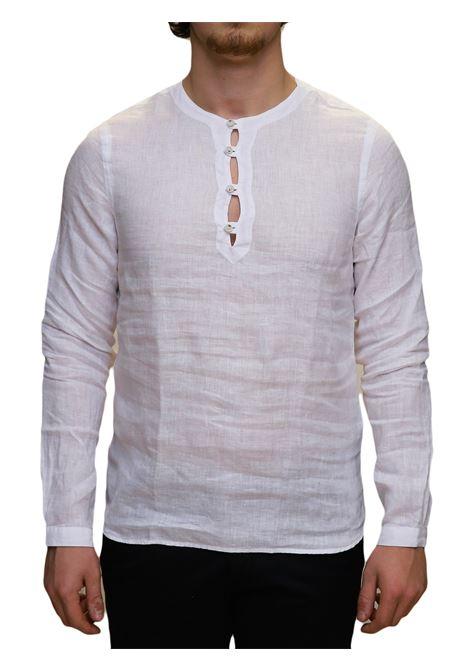Camicia manica lunga SSEINSE | 5032236 | CE644SSBIANCO