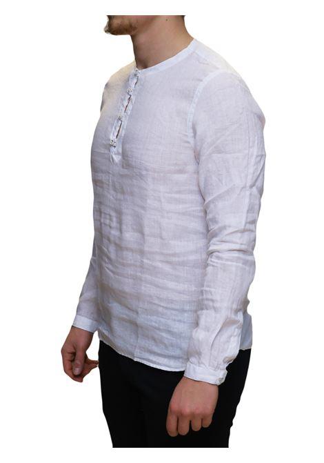 Camicia manica lunga slim fit SSEINSE | 10000008 | CE644SSBIANCO