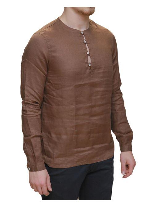 Camicia manica lunga SSEINSE | 5032236 | CE644SSMOKA