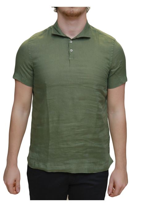 Camicia mezza manica SSEINSE | 6 | CE660SSMILITARE