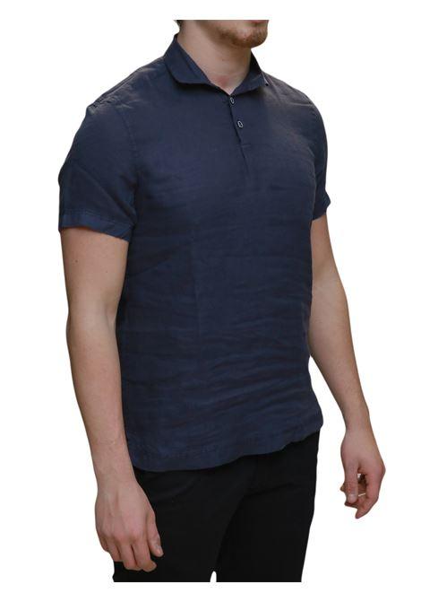 Camicia mezza manica SSEINSE | 6 | CE660SSNAVY