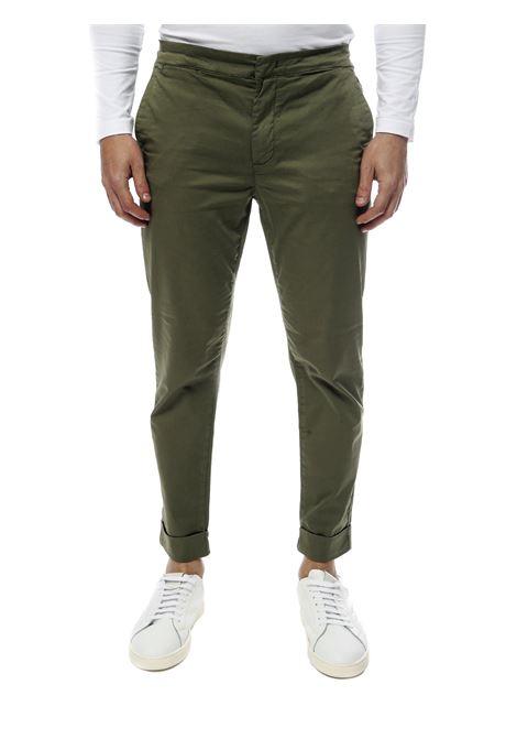 Pantaloni tasca america SSEINSE | 9 | PSE723SSMILITARE