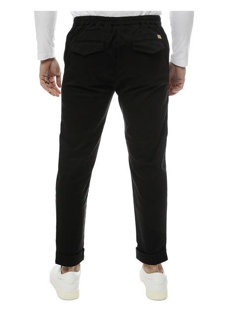 Pantaloni tasca america SSEINSE | 9 | PSE723SSNERO