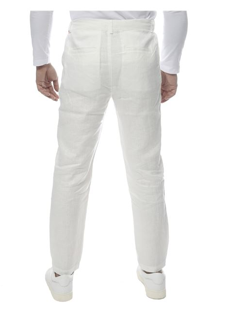 Pantaloni tasca america SSEINSE | 9 | PSE735SSBIANCO