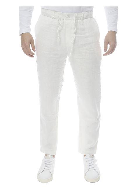 Pantaloni tasca america SSEINSE | 9 | PSE736SSBIANCO
