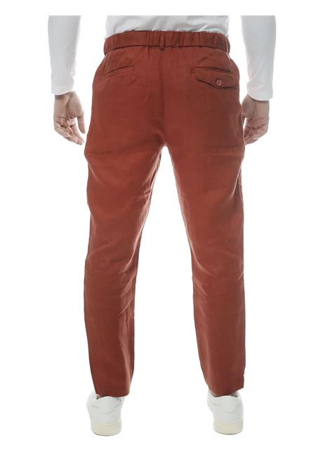 Pantaloni tasca america SSEINSE | 9 | PSE736SSCOCCIO