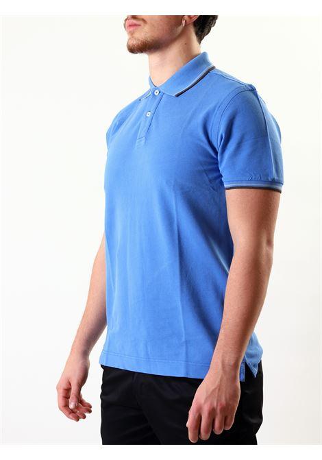 Polo mezza manica TAILOR CLUB | 5032235 | E6R1471AZZURRO
