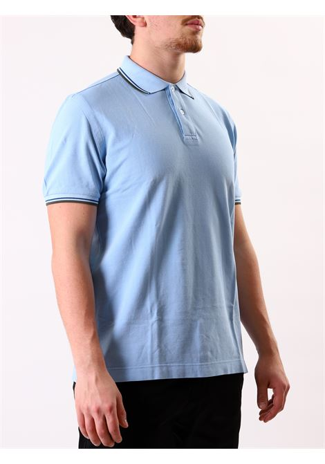Polo mezza manica TAILOR CLUB | 5032235 | E6R1471CELESTE