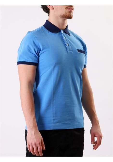 Polo mezza manica TAILOR CLUB | 5032235 | E6R1473AZZURRO