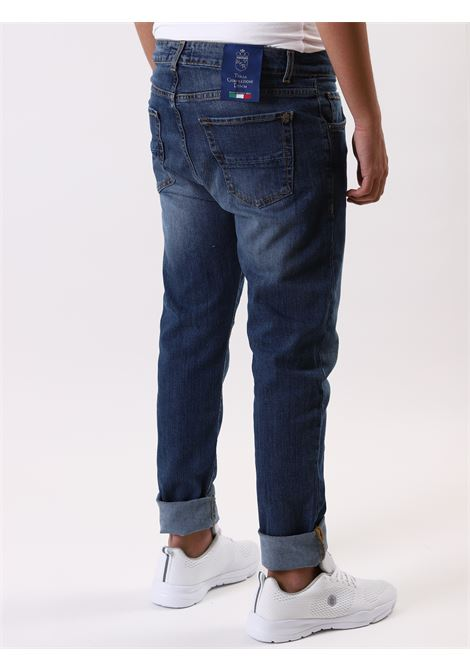 Jeans 5 tasche TERZA GENERAZIONE DENIM | 24 | 01SWBLU