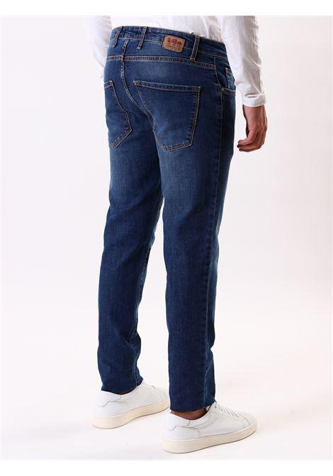 Jeans 5 tasche TRIPLE A | 24 | P36 1180BLU