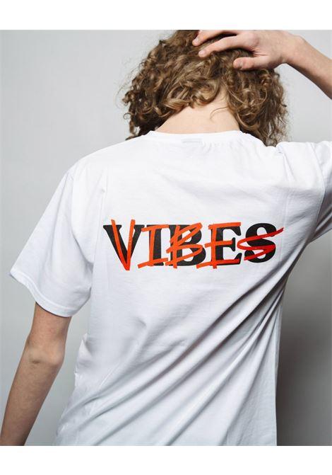 T-shirt mezza manica WHY NOT BRAND | 8 | T13 VIBESBIANCO