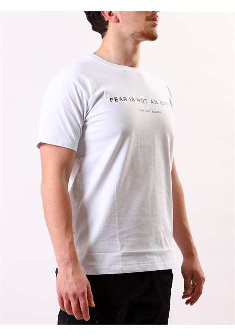 T-shirt mezza manica WHY NOT BRAND | 8 | T15 FEARBIANCO