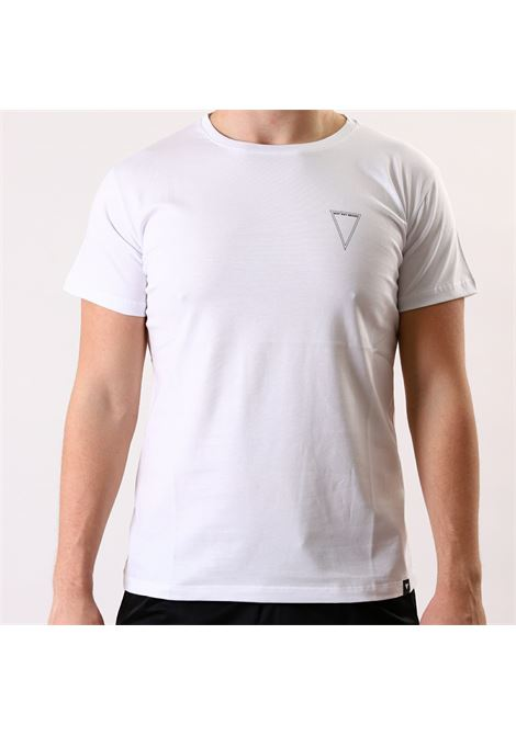 T-shirt mezza manica WHY NOT BRAND | 8 | T54 ESSENTIALBIANCO