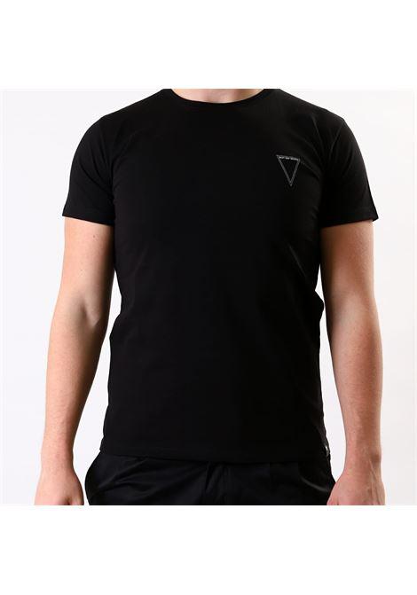 T-shirt mezza manica WHY NOT BRAND | 8 | T54 ESSENTIALNERO