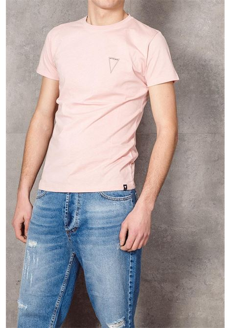 T-shirt mezza manica WHY NOT BRAND | 8 | T54 ESSENTIALROSA