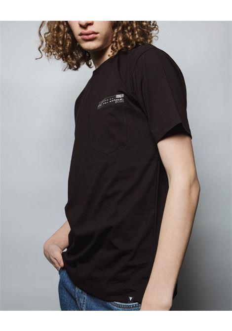 T-shirt mezza manica WHY NOT BRAND | 8 | T60 CUTNERO