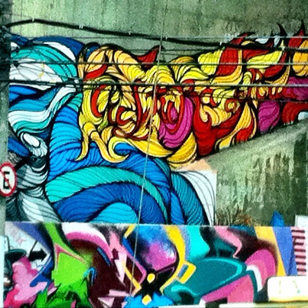 A Break in the middle of a traffic jam - #cvieira #igersrio #igersbrasil #riolifestyle #vejario #implus #implus_daily #instamood #instapics_challenges #ngbrasil #cariocapics #jornaloglobo #implus_genepaul #arteurbana #grafiti #instagrafiti #streetart