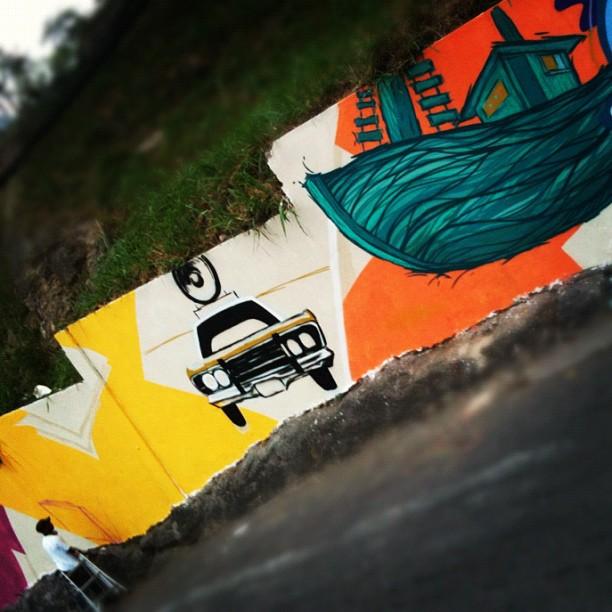 Barco carro ladeira, #classico_prazeres #_ncl #nitcho