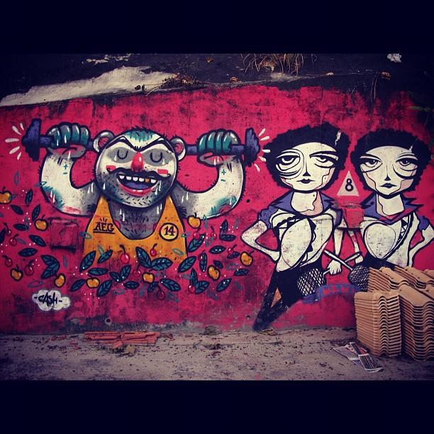 #ctrlaltrio #graffiti #streetart #riodejaneiro #chacara #cash #art #urbanart