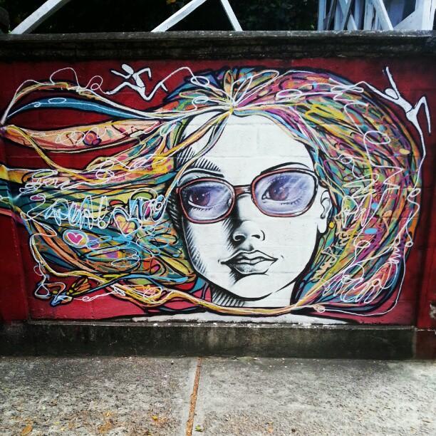 #graffiti #Streetart