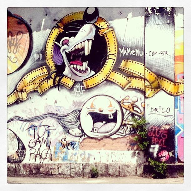 #mamemu #streetart #streetisart #artstreet #streetartrio #rio #riodejaneiro #art #streetsofrio #igdaily