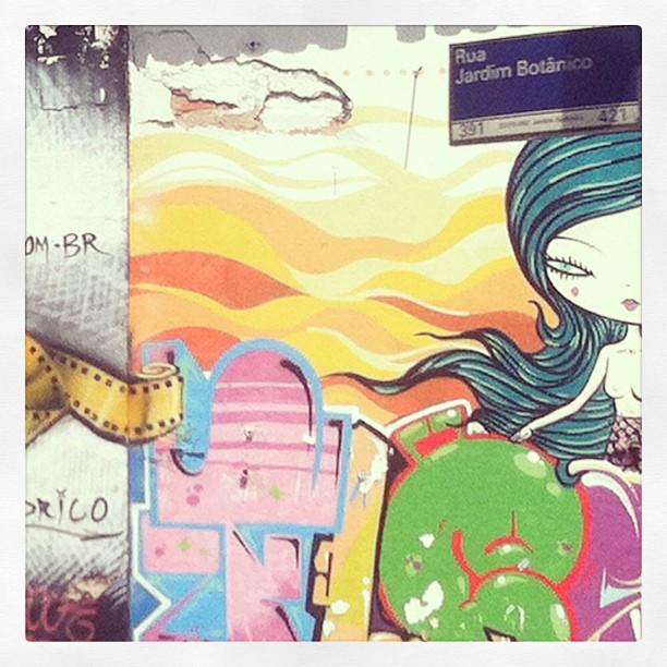 #streetart #artstreet #rio #riodejaneiro #streetartrio #photooftheday #igdaily #brasil #igersrio