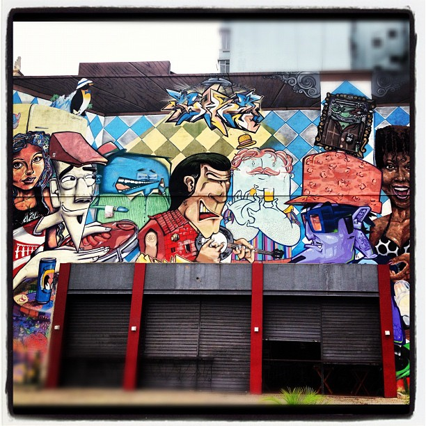 Grafite também é arte! #rioeuamoeucuido #instantgrafiti