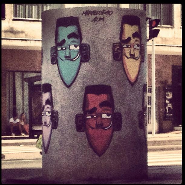 #RioQueVejo #Grafite