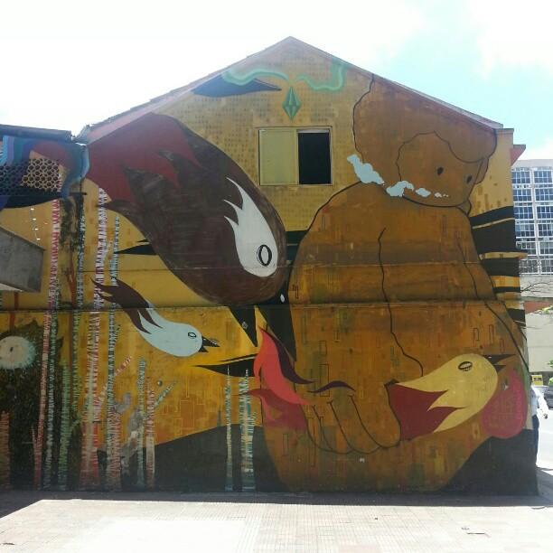 #rio #riodejaneiro #rj #streetart #graffiti #art #botafogo #urban #street