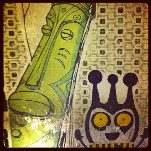 @studiorj #streetart #conectese