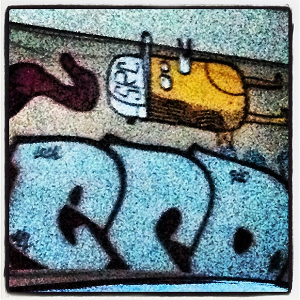 Por todos os muros da Tijuca... Amooooo!!! #grafite #murosdorio