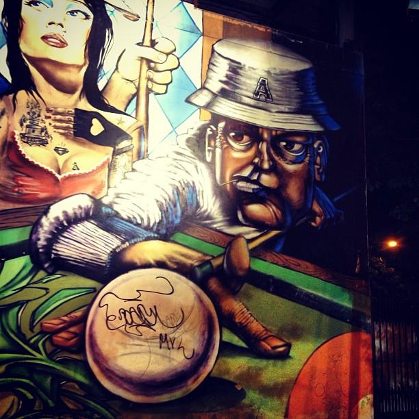 #cool #streetartrio