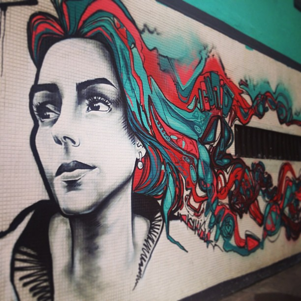 #streetart #streetartrio #streetartbrazil #graffiti #instapic #instaffiti