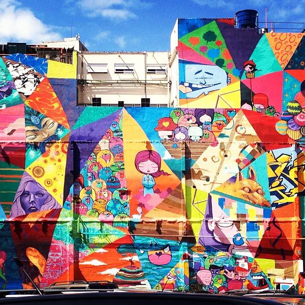 Incrível! #flashbackcrew #portodorio #murosdorio