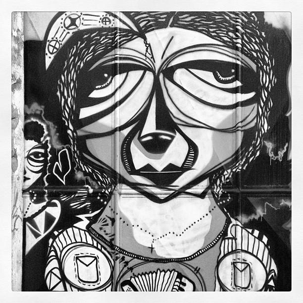 Sanfoneiro!!!! #grafite #murosdorio