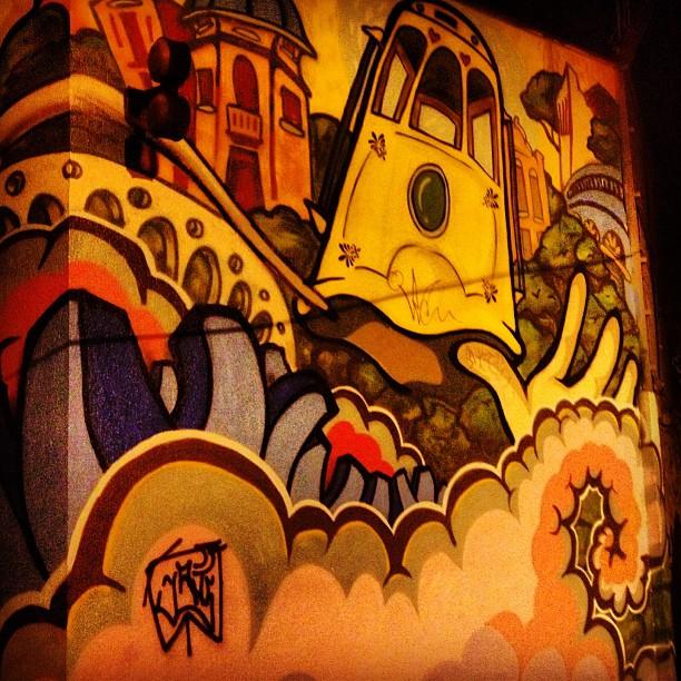 Lindo! #grafite #murosdorio