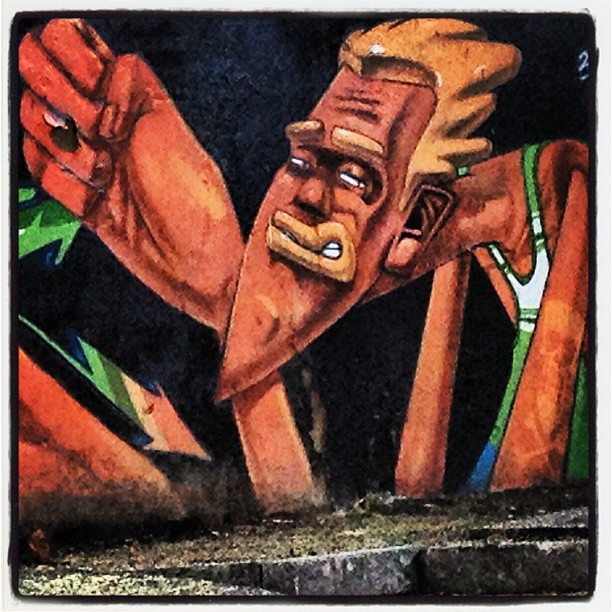 Marcelo Eco! #murosdorio #grafite