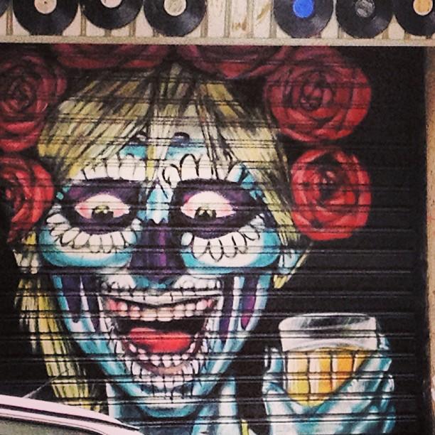 Noiva cadáver! #grafite #murosdorio