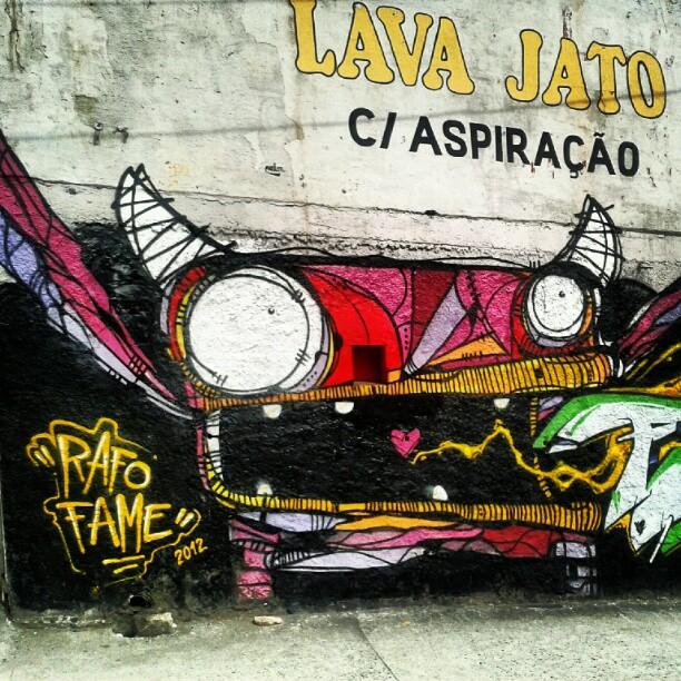 #rafocastro #streetartrio