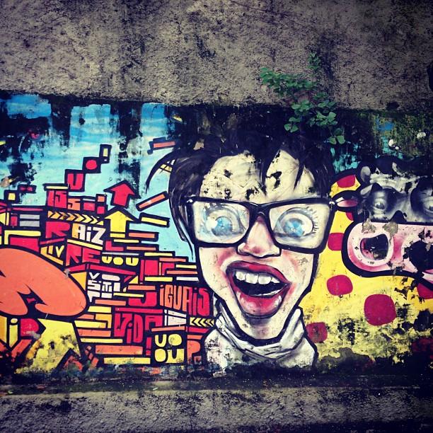 #riodejaneiro #streetartrio #streetart #grafiti #brazil