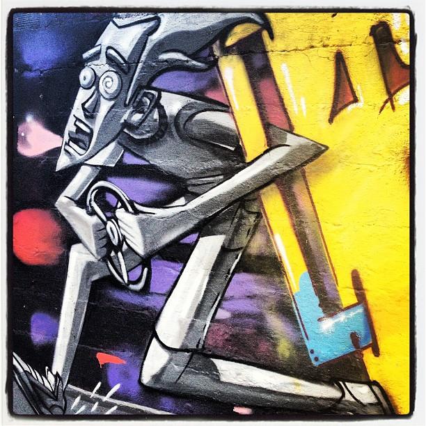 Marcelo Eco. #grafite #graffrio #murosdorio